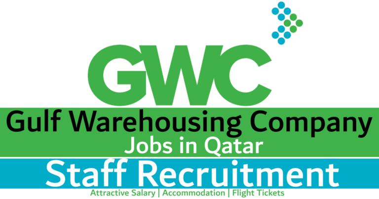 Qatar Government Jobs at Gulf Warehousing Company(GWC) 2021